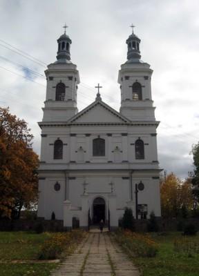 Костел Святого Андрея Апостола г. п. Лынтупы (1911 г.)