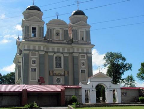 Костел Святого Тадеуша д. Лучай (1766 г.)