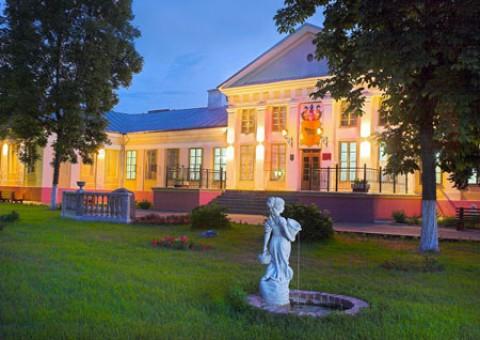 Дворец Тизенгауза г.Поставы (вторая половина XVIII –первая половина XIXст.)