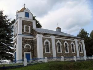 Церковь Рождества Иоанна Предтечи д. Груздово (1860 г.)