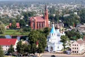 Костел и церковь