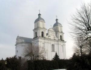 Костел Святой Троицы д. Дуниловичи (1769 – 1773 г.г.)