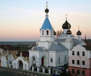 Церковь Святителя Николая Чудотворца г. Поставы (1894 г.)