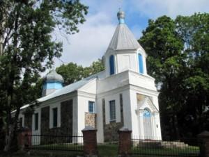 Церковь Покрова Пресвятой Богородицы д. Ласица (середина XIX ст.)